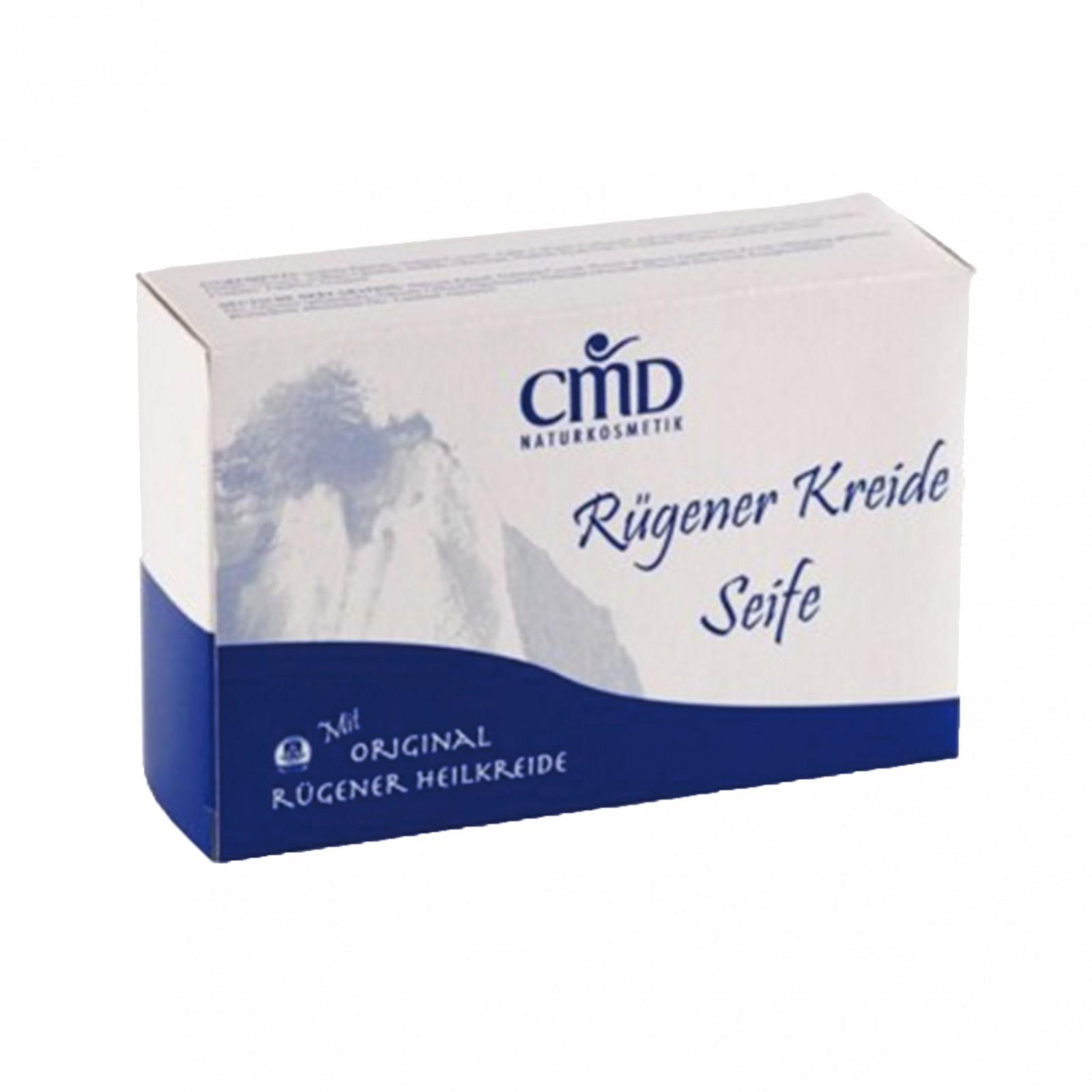 Rügener Kreide Seife 100 g - pH 10,0