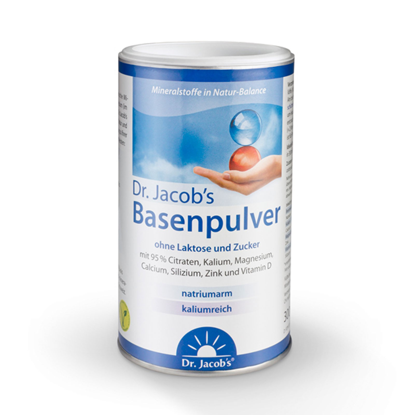 dr jacob 39 s basenpulver 300 g basenwelt basenpulver tabletten. Black Bedroom Furniture Sets. Home Design Ideas